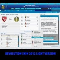 הורדה Revolution Skin 2012 light