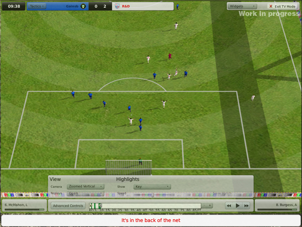 Football Manager 2009 (2008) PC.